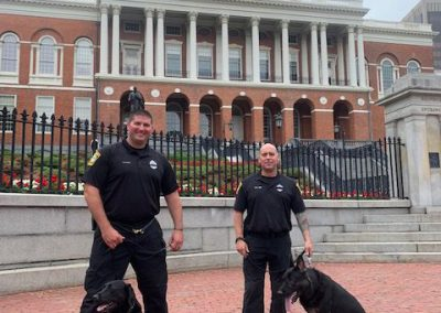 K9's at State House
