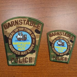 Small and Large Veteran Patches